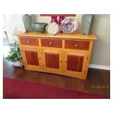 CREDENZA FOR THE UNIT