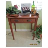 NICE SIDE TABLE OR USE IT ANYWHERE