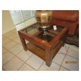 GORGEOUS END TABLE