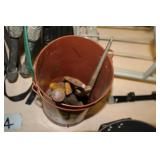 Bucket of Punches & Chisels