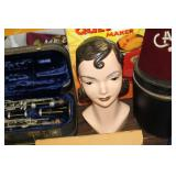 Lady Mannequin Head