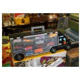 Toy Truck Car Carrier & Cars