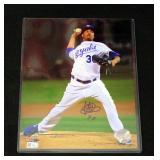"Yordano Ventura Kansas City Royals Authentic Autographed Photo With COA 8"" x 10"""