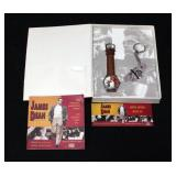 Fossil James Dean Limited Edition 1982 Collectors Watch Model LI-1045 In Box, Unused