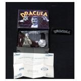 Fossil Dracula Watch Li-1350 In Box, Unused