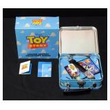 Fossil Toy Story Limited Edition Collectors Leather Watch Li-1443 # 6401 of 15000 In Lunch Box Style