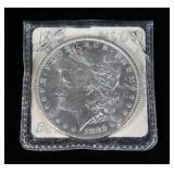 1882 O Morgan Silver Dollar Mint State