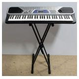 Casio 61 Key Electronic Keyboard Model CTK-481 With Stand