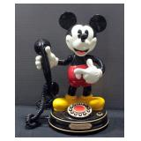 Telemania Mickey Mouse 1 Animated Telephone