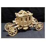 Iron Art Cast-Iron Cinderella Carriage JM239