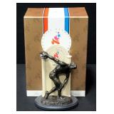 Hallmark Atlanta 1996 Olympic Triumph Limited Edition Figurine From The Olympic Spirit Collection In