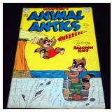 Animal Antics #23 1949 FN/VF