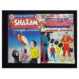 SHAZAM! #1, #2 VG+, Movie Coming!