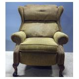 "Upholstered Recliner 34""W x 40""H x 37""D"