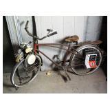 Vintage Sears, Free Spirit, .8 HP Bicycle Assist Motor Model #298.488510