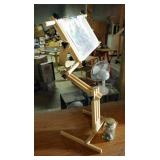 Frank A. Edmunds Universal Craft Stand,6111 With Partially Complete Project