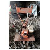 """Roto Tiller With 21"""" Front Tines, Belt Driven"""