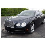 2015 Bentley Flying Spur Luxury Automobile Auction