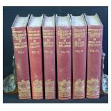 The Indian Mutiny Of 1857-8 by Col. Malleson, 6 Volume Set