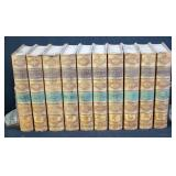A History Of Greece By George Grote. 10 Volume Set
