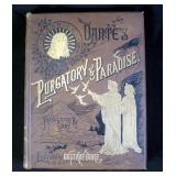 Purgatory And Paradise By Dante Alighieri, Gustav Dore Illustrations