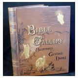 The Bible Gallery Illustrated By Gustav Dore