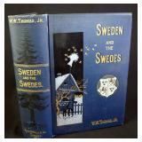 Sweden And The Swedes By William Widgery Thomas, 1893