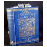 History Of Mankind By Professor Friedrich Ratzel, 3 Volumes, 1896