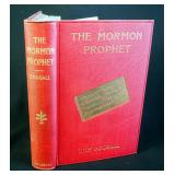 The Mormon Prophet By Lily Dougall, 1899