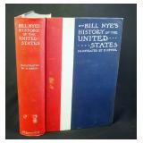 United States History Various Volumes, 1st, etc.