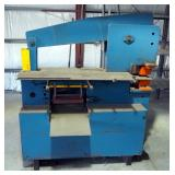 Excel Mfg. Ltd. Iron Worker Model # 5075, S/N 8083, 3-Phase, Powers On