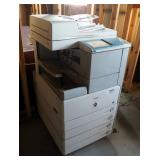 Canon Image Runner 3225 Copier, Powers On