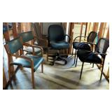 Office Chairs, Qty. 5