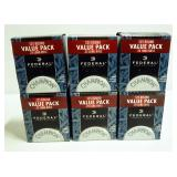 Federal .22LR 36 Gr CPHP Ammo, Approx 3150 Rounds