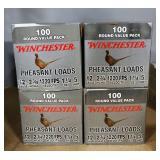 """Winchester 12 Ga 2-3/4"""" 1-1/4 Oz Shotshells, Approx Qty 400"""