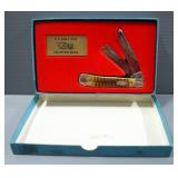 Collection Of Case Pocket Knives, Includes Tennessee Shine Limited Edition, Total Qty 8