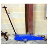 Westward 4 Ton Hydraulic Service Jack Model 3W927