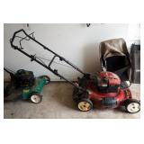 """Toro Recycler 22"""" Front Drive Push Mower With Collection Bag"""