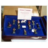 """W Britain """"The Parachute Regiment"""" Limited Edition Boxed Set Collector"""