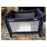 Graco Pack N Play 293CN Series, Missing Bed Pad And Carrying Case; And Child