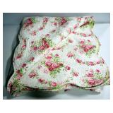 Queen Size Comforter And 2 Matching Pillow Shams