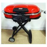 Coleman Road Trip Propane 2- Burner Grill, Collapsible For Transport
