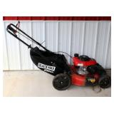 Honda Self-Propelled Gas Powered Push Mower With Bagger And Automatic Choke
