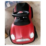 BMW/Mini Cooper Baby Racer Push Car