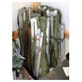 Folding Military Cots Qty 6