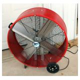 "32"" Maxx Air Rolling Shop Fan"
