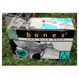 Bones 2 2-Bike Bike Rack, New In Box