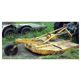 "Side-Winder 74"" Bush Hog, Model Number #MG-6"