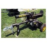 "Brute Gas Powered 22 Ton Log Splitter Model# YTL-015-691, Briggs & Stratton 208 CC Motor, 2"" Ball"