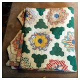Hand Quilted Grandmother